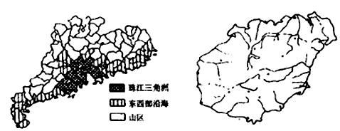 香港輪廓圖手繪