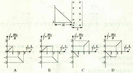 规定沿abca方向为感应电流的正方向